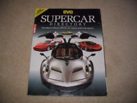 EVO magazine 2012 supercar edition