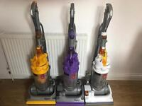 Dyson DC14's fully serviced with free delivery within Hull area £50 each