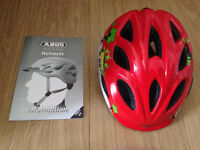 ABUS Smiley baby crash helmet (hardly used)