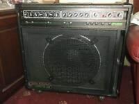 Carlsbro stingray bass amp