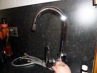 Kitchen Rinser Tap - will delete when sold