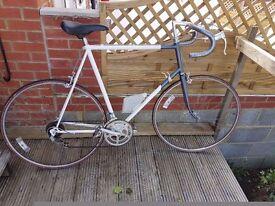 Gents Raleigh Racing / Road / Vintage Bicycle