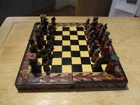 South American Chess Set