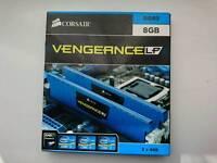 Sealed Corsair vengeance lp blue DDR3 RAM 1600MHz