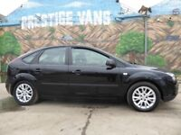 * FINANCE ME* Ford Focus 1.6 115 2005.5MY only 77000 miles, full electric pack, air conditioning