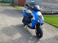 piaggio nrg 50 2009 good condition sale or swaps £500 ono