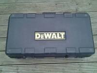 Dewalt 18v storage carry case