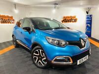 2015 RENAULT CAPTUR D-QUE 1.5 DCI ** LOW MILES ** FULL HISTORY ** FINANCE AVAILABLE