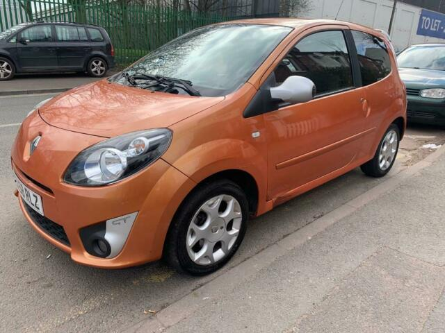 2008 RENAULT TWINGO GT TCE 1 1 PETROL  ECONOMICAL IDEAL FIRST CAR  LONG  MOT  ALLOY WHEELS  A/C  | in Coventry, West Midlands | Gumtree