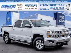 2015 Chevrolet Silverado 1500 LT**Low kms!  Remote Start!**