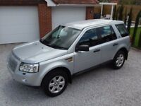 LAND ROVER FREELANDER 2 GS TD4, 2007, IMMACULATE THROUGHOUT, FULL SERVICE HISTORY