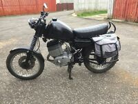 MZ 250 RAT BIKE