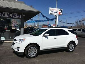 2011 Chevrolet Equinox 2LT SUPER WHITE !! WE FINANCE HERE !!!