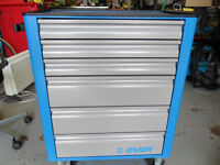 Unior Professional Roller Cabinet 7 Drawer Tool Chest Storage Unit 940E4 Euro3