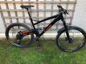 2017 Orange Five Mountain Bike