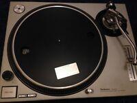 TECHNICS SL-1200 MK2 1210 DJ TURNTABLE