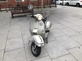 LML Star 125 for sale - great conditions and low mileage