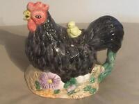 Collectable Novelty Hen Teapot