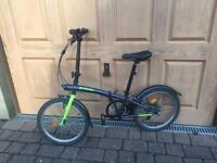 Bicycle, Folding bike.