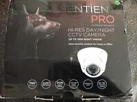 Sentient pro cctv camera