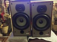 B&W DM110i Speakers