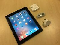 Black Apple iPad 2 64GB - Wifi Model - Ref: 2
