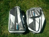 Oxford motorcycle extendable panniers