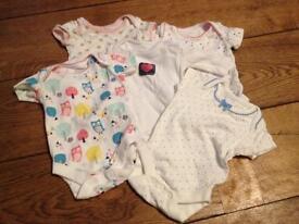 Newborn vests for girl