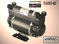 Stuart Turner showermate eco 1.5 bar Twin - Shower pump