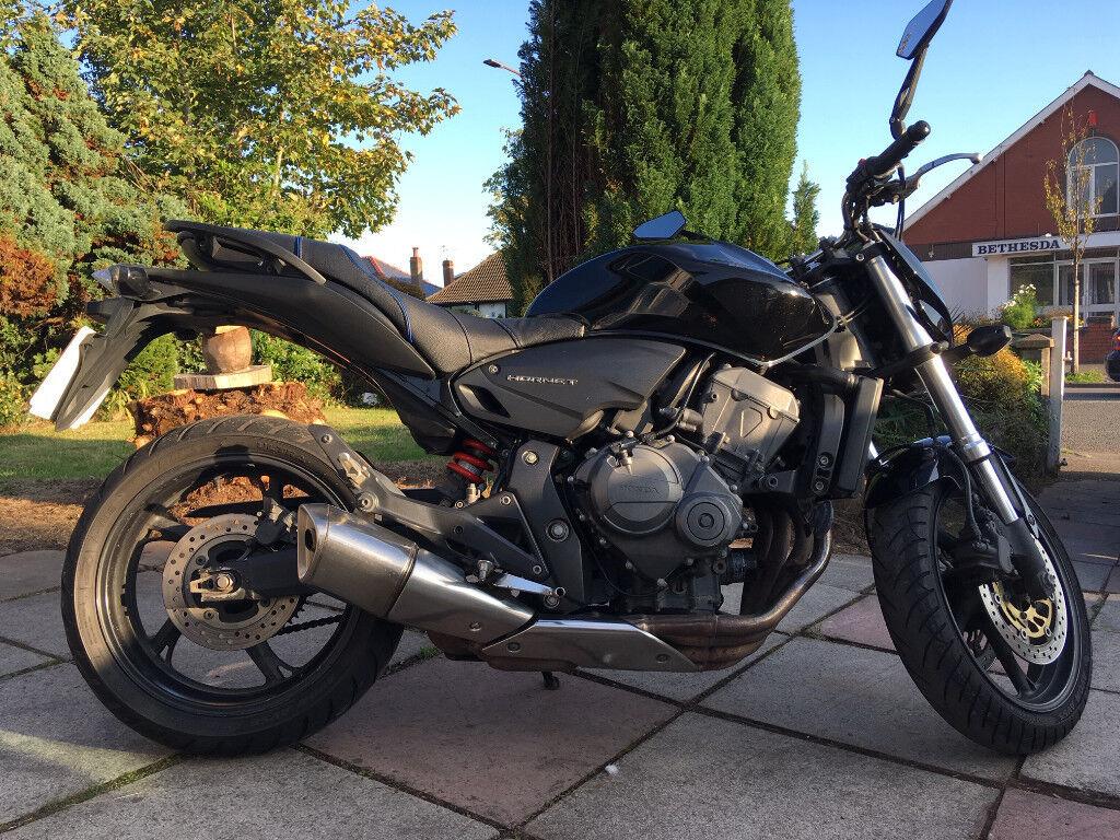 Honda Hornet Cb 600 F 101 Bhp Beautiful Naked Bike In Lovely
