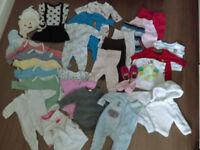 bundle clothes newborn 34 items perfect condition ZARA H&M + SHOES