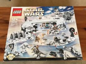 Lego 75098 Assault on Hoth, Ultimate Collection Series USC, BNIB, collectible