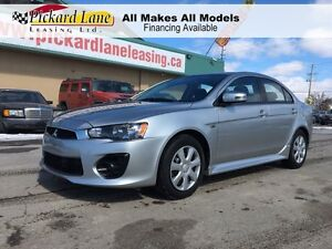 2016 Mitsubishi Lancer $98.85 BI WEEKLY! $0 DOWN! CERTIFIED!  20