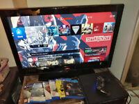 PS4, TV and Games - Urgent