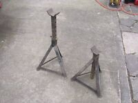 Commercial size Axle Stands