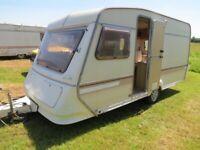 Abby 4/5 Berth Caravan 1989