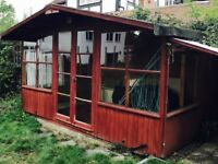 Lovely large summerhouse for sale