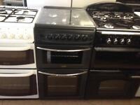 Black Belling gas cooker