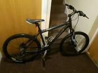 Trek mountain bike with 26 wheel size and 18 inch frame ( Fluid break)