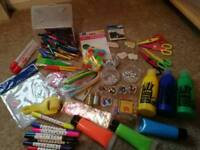 Craft and card making