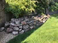 Garden/landscaping stones
