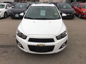 2016 Chevrolet Sonic LT ~ REAR CAMERA ~ HEATED SEATS!! London Ontario image 3