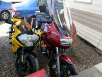Yamaha Diversion 900 spares or repairs