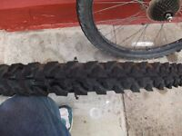 good mountain bike parts selling due to moving the shed i hadin back yard and surplus to me now