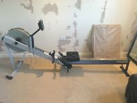 Concept 2 (C2) Model D Rowing Machine with PM3 Monitor