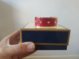 Red Bracelet - Aspinal of London