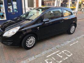 Vauxhall Corsa 1.0 petrol eco flex