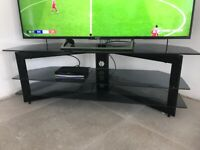 Television and media corner unit (Ikea) up to 55 inch TV
