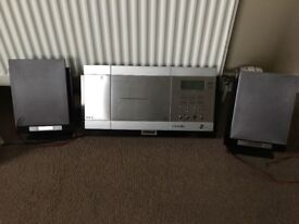 CD and USB stereo system