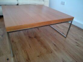 Beautiful Bo oak Concept table / quantity 2.
